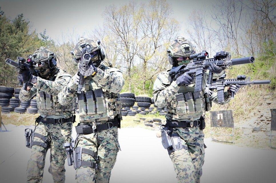 1. 육군특수전사령부 (특전사)